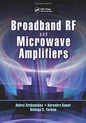 9781138800205: Broadband RF and Microwave Amplifiers
