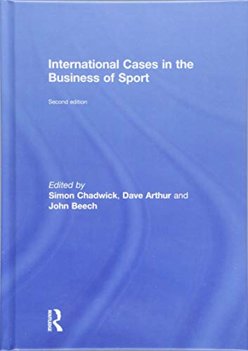 9781138802445: International Cases in the Business of Sport
