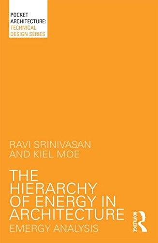 9781138803534: The Hierarchy of Energy in Architecture: Emergy Analysis (PocketArchitecture)