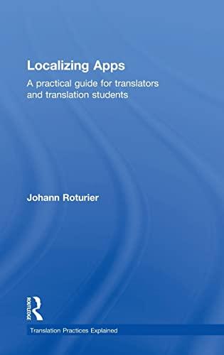 Internationalisation and Localisation of Digital Content: Roturier, Johann