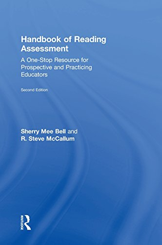 9781138804654: Handbook of Reading Assessment: A One-Stop Resource for Prospective and Practicing Educators