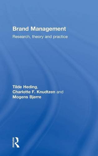 9781138804685: Brand Management: Research, Theory and Practice