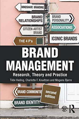 9781138804692: Brand Management: Research, Theory and Practice