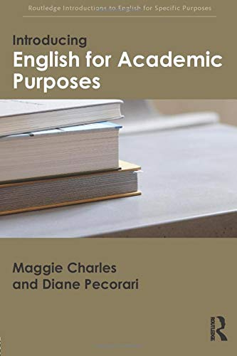 9781138805156: Introducing English for Academic Purposes (Routledge Introductions to English for Specific Purposes)