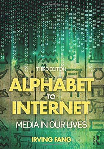 9781138805859: Alphabet to Internet