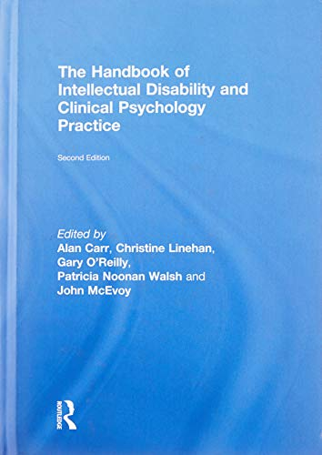 9781138806351: The Handbook of Intellectual Disability and Clinical Psychology Practice