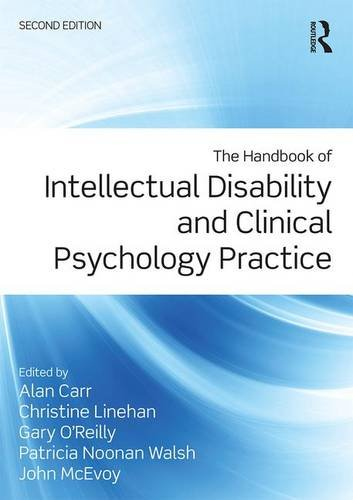 9781138806368: The Handbook of Intellectual Disability and Clinical Psychology Practice