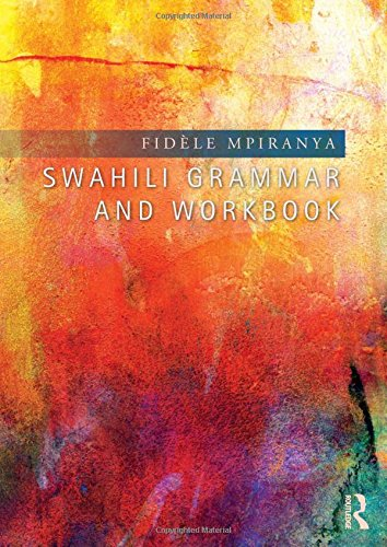 9781138808256: Swahili Grammar and Workbook