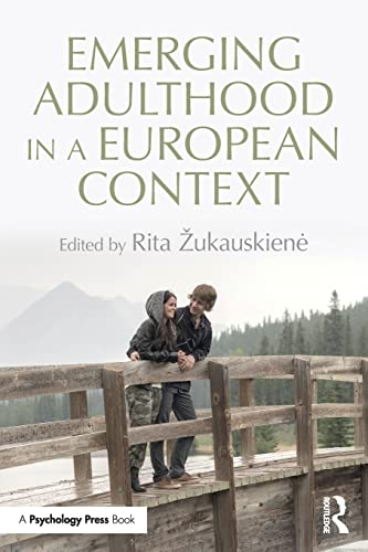 9781138808478: Emerging Adulthood in a European Context