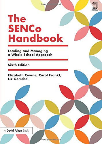 9781138808959: The SENCo Handbook: Leading and Managing a Whole School Approach