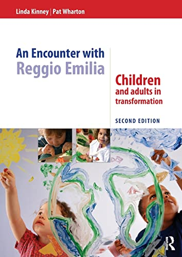 9781138808973: An Encounter with Reggio Emilia: Children and adults in transformation