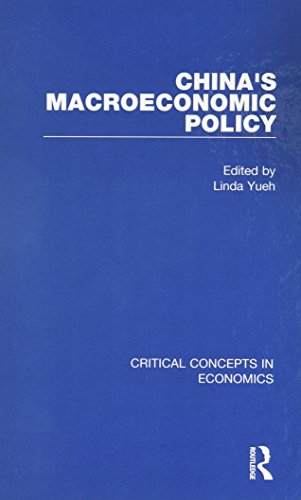 9781138809420: China's Macroeconomic Policy (Critical Concepts in Economics)