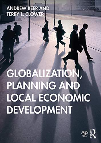 9781138810310: Globalization, Planning and Local Economic Development