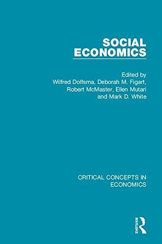9781138810754: Social Economics (Critical Concepts in Economics)