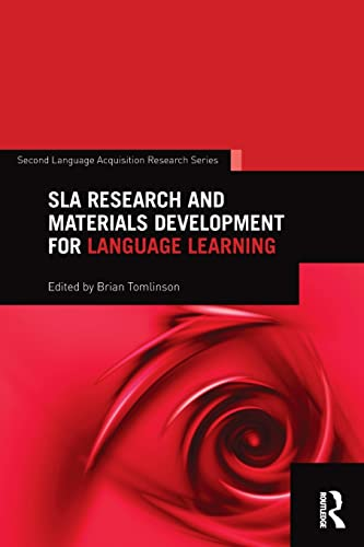 9781138811973: SLA Research and Materials Development for Language Learning (Second Language Acquisition Research Series)