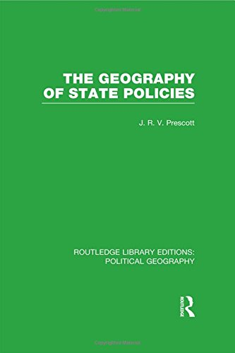 9781138815957: The Geography of State Policies (Routledge Library Editions: Political Geography)