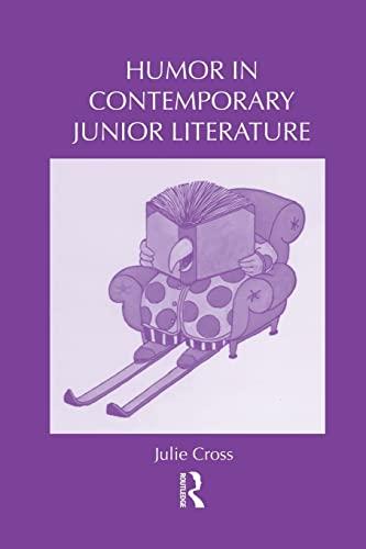 9781138816503: Humor in Contemporary Junior Literature (Children's Literature and Culture)