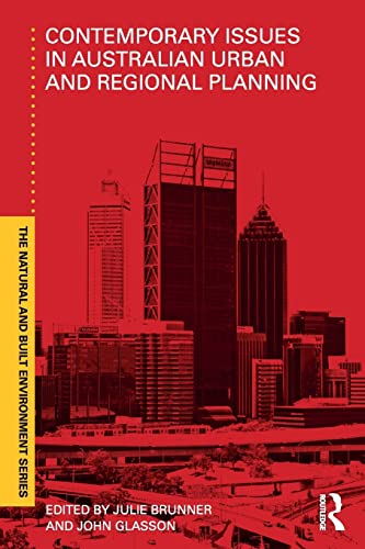 9781138819252: Contemporary Issues in Australian Urban and Regional Planning (Natural and Built Environment Series)