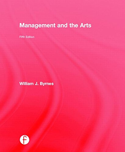 9781138819863: Management and the Arts