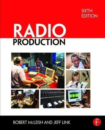 9781138819979: Radio Production
