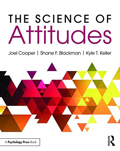 9781138820791: The Science of Attitudes