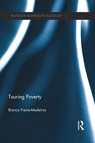 Touring Poverty: FREIRE-MEDEIROS, BIANCA
