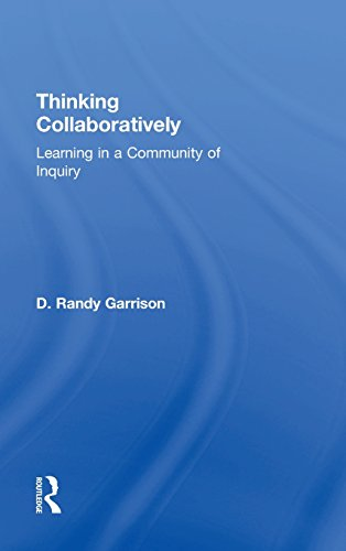 9781138824317: Thinking Collaboratively: Learning in a Community of Inquiry
