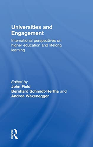 9781138824430: Universities and Engagement: International perspectives on higher education and lifelong learning