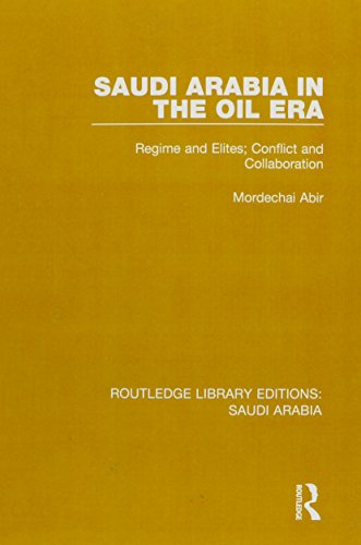 Routledge Library Editions: Saudi Arabia (Hardback): Various