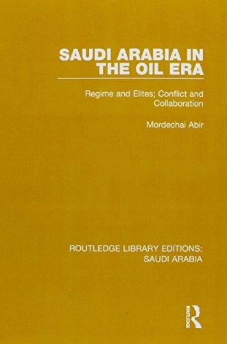 9781138825154: Routledge Library Editions: Saudi Arabia
