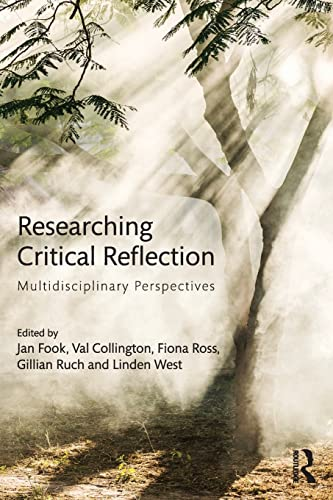 9781138825185: Researching Critical Reflection: Multidisciplinary Perspectives