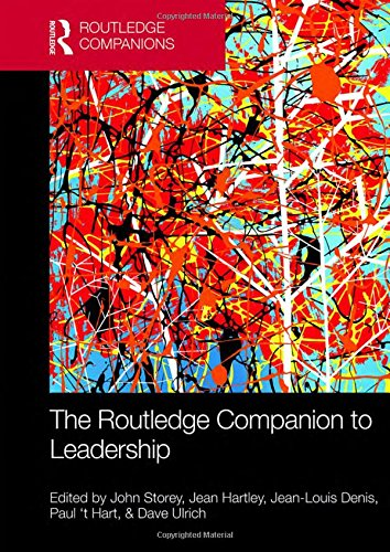 9781138825574: The Routledge Companion to Leadership (Routledge Companions in Business, Management and Accounting)