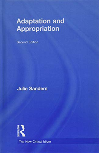 9781138828988: Adaptation and Appropriation