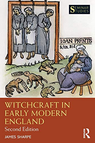 9781138831162: Witchcraft in Early Modern England (Seminar Studies)