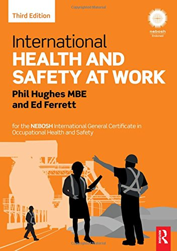 International Health and Safety at Work (Paperback): Phil Hughes