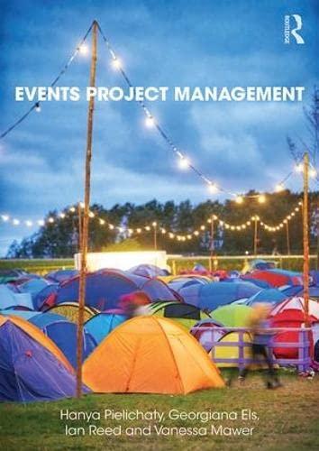 9781138832664: Events Project Management