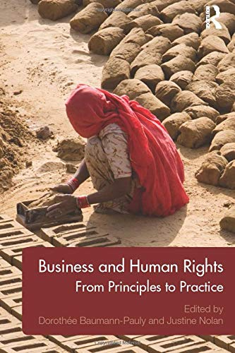 9781138833562: Business and Human Rights: From Principles to Practice