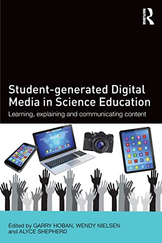 9781138833838: Student-generated Digital Media in Science Education: Learning, explaining and communicating content