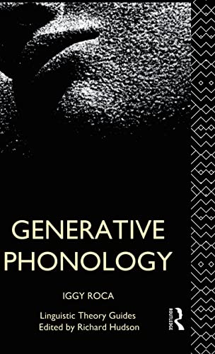9781138833975: Generative Phonology (Linguistic Theory Guides)