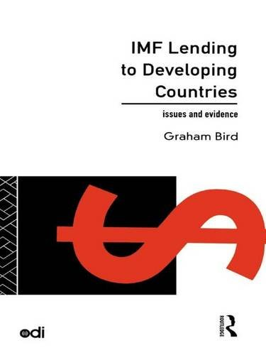 9781138834989: IMF Lending to Developing Countries: Issues and Evidence (Development Policy Studies Series)
