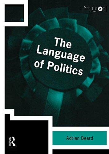 9781138835023: The Language of Politics