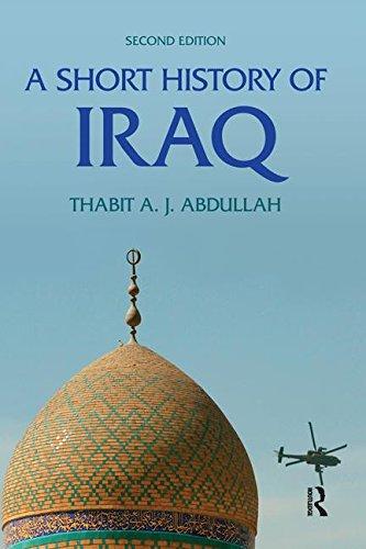 A Short History of Iraq: ABDULLAH, THABIT
