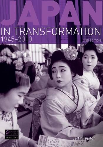 9781138835160: Japan in Transformation, 1945-2010 (Seminar Studies)