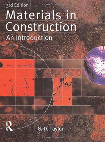 9781138835467: Materials in Construction: An Introduction