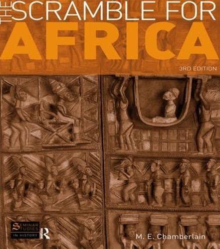 9781138835634: The Scramble for Africa (Seminar Studies)