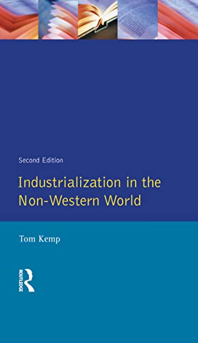 9781138836198: Industrialisation in the Non-Western World