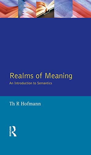 9781138836204: Realms of Meaning: An Introduction to Semantics (Learning about Language)
