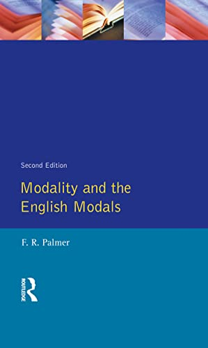 9781138836228: Modality and the English Modals (Longman Linguistics Library)