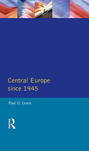 9781138836242: Central Europe Since 1945