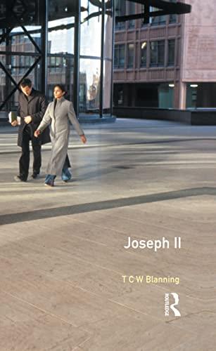 9781138836334: Joseph II (Profiles In Power)